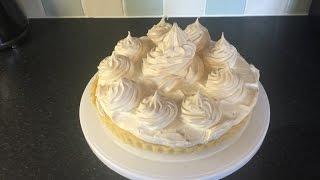 Gluten Free Lemon Meringue Pie - How To
