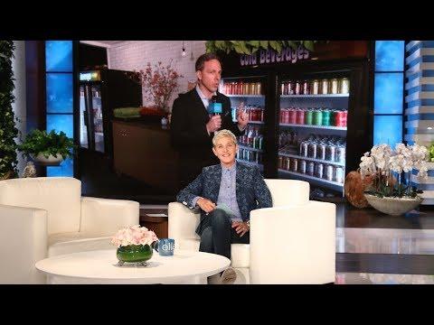 Jake Tapper Interrupts Ellen with Breaking News