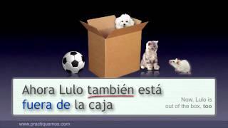 ¿Dónde está? - Learn Spanish adverbs