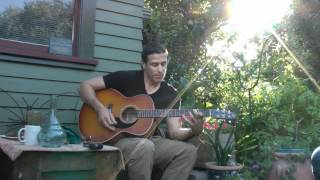 "Dave Ray - ""The Road Home"" :: Front Porch Performances @ Urban Homestead"