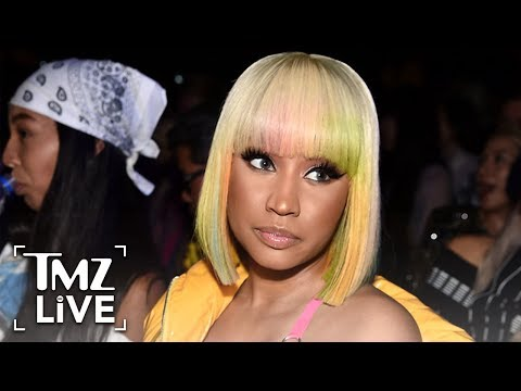 Nicki Minaj: Cardi's Gonna Get Herself Killed! | TMZ Live
