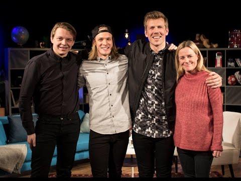 UKA TV '16 - Mandag: Solveig Kloppen og Eirik Havelin