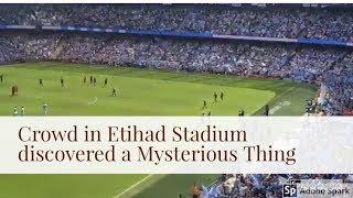 Etihad Stadium Melbourne Atmosphere | Manchester City v Huddersfield Premier League 06 May 2018