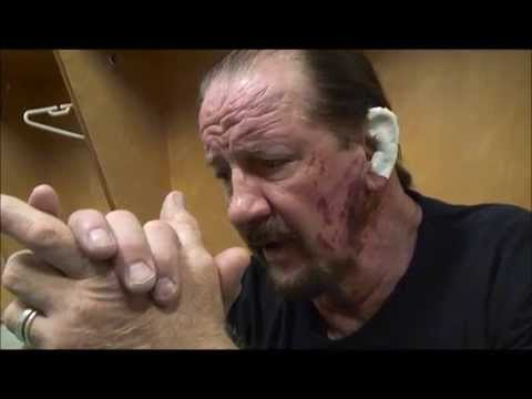 """Terry Funk on """"HANNIBAL Incident!"""""""