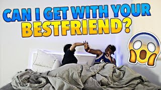 TRYING TO GET WITH GIRLFRIEND