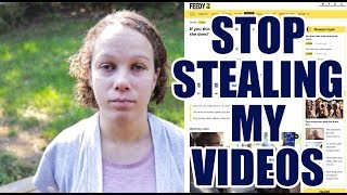 Stop Stealing my Videos | A Life with Feet Vlog