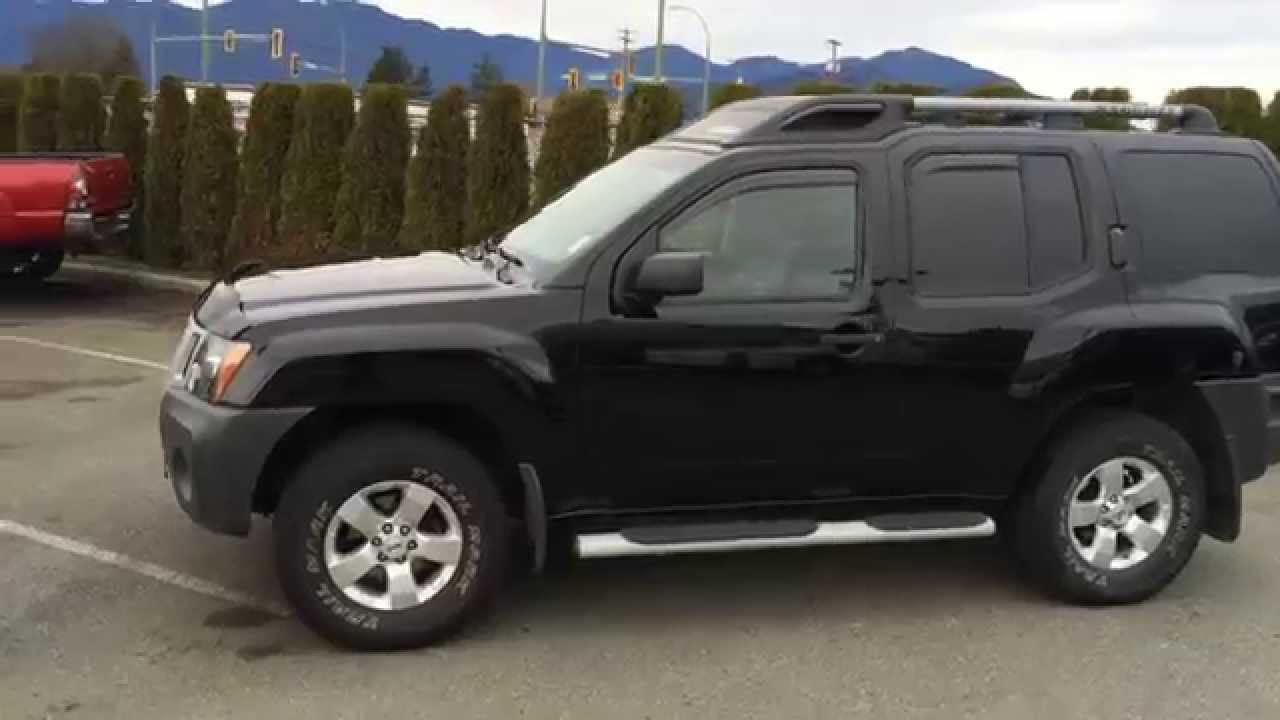 sold 2009 nissan xterra preview for sale at valley toyota scion in chilliwack b c 15149b. Black Bedroom Furniture Sets. Home Design Ideas