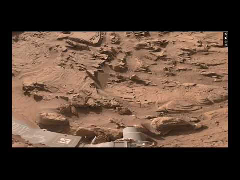 Exploring Mars Found Water, Face and Maybe a Ancient City Dec. 09 2017