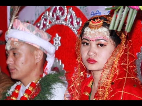 LIMBU Wedding In Dharan SUMAN weds SANGITA