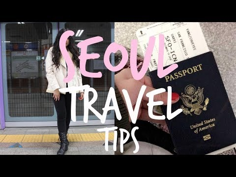 Tip on Traveling to Seoul, South Korea | Language barriers, money, culture shock