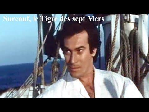 Surcouf, le tigre des sept mers 1966 -  Film réalisé par Sergio Bergon