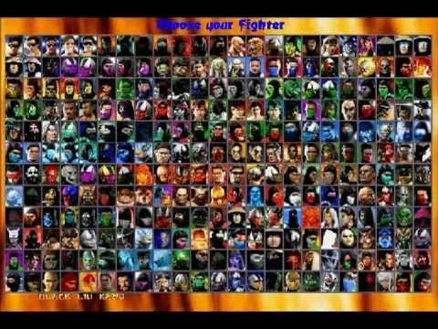 Mortal Kombat Chaotic 2 0 - Mugen | GO GO Free Games