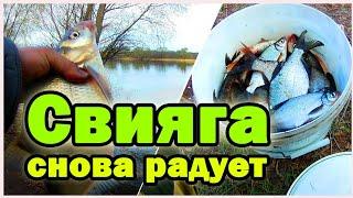 Рыбалка на реке Свияга 5 6 мая 2021г село Исаково