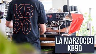 The La Marzocco KB90 Commercial Coffee Machine