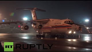 Russia: First bodies from flight 7K9268 arrive in St. Petersburg