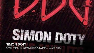 Simon Doty - One Minute Summer (Original Club Mix)