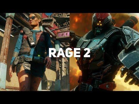 Зачем играть в RAGE 2? Главные отличия от первой части