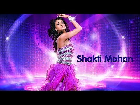 Shakti Mohan's H0T Dance Moves in Jhalak Dikhla Jaa