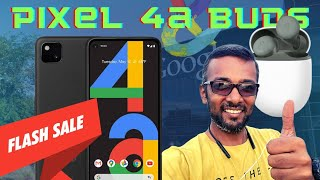 Google Pixel 4a for ₹25,999 + Pixel buds A for ₹4,999 + Nest Mini for ₹1 #shorts #bigbilliondays