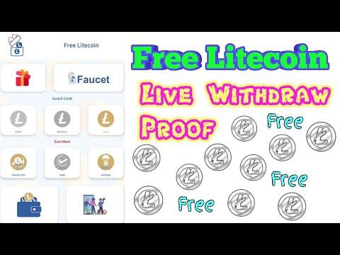 Free Litecoin earning
