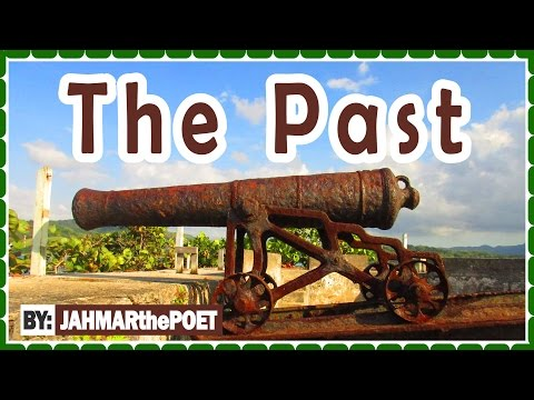 The Past - footprints of THE PAST - Living in the moments  || Spoken Poetry Video