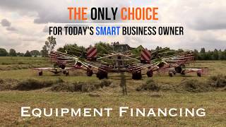 BFC Equipment Loan® : Commercial Equipment Loans  & Business Financing For New & Existing Businesses