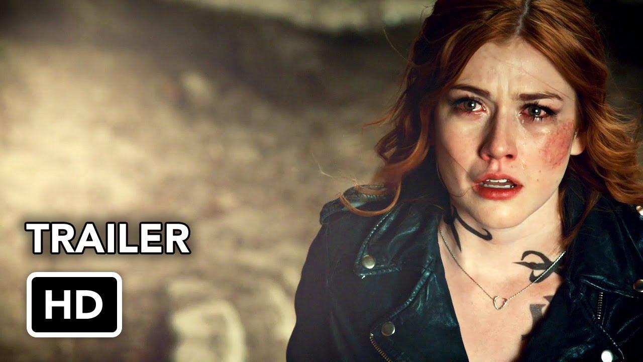Download Shadowhunters Season 3 Trailer (HD)New York Comic Con 2017