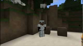 Minecraft - Dirty Sheep and Occupied Beach