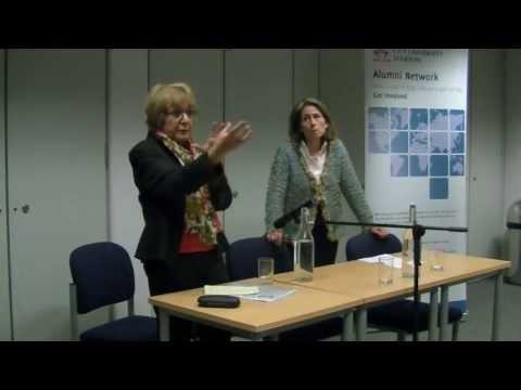 Women in Public Life: a talk by Margaret Hodge MBE MP