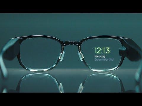 Умные очки за