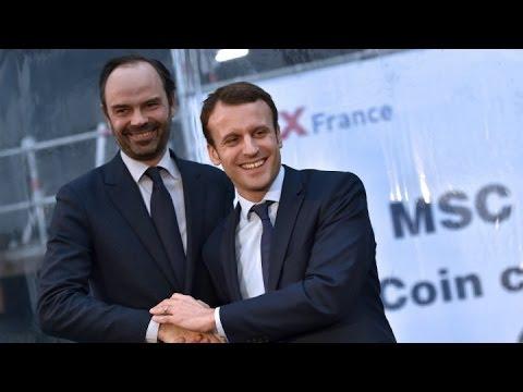 #BREAKING - President Emmanuel Macron names Édouard Philippe Prime Minister of #France