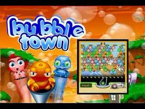 Free bubble town