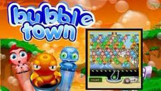 Bubble Town Mobile Game
