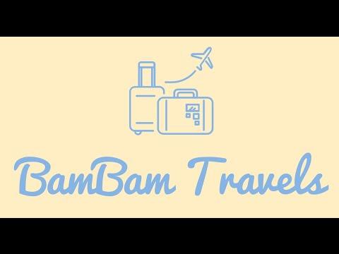 WEEK 7 - BAMBAM TRAVELS 1 - ITALIA!