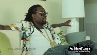 Wale Talks Lebron, Being Emotional & Fame on NiteCap