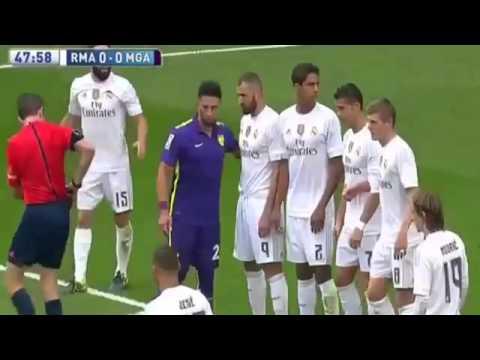 Реал мадрид малага повтор матча