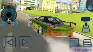 Rx-7 Veilside  Super Car Mazda Rx7  Drift Simulator Android Gameplay Full Hd By