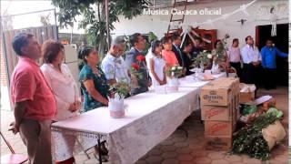 Boda en Tlacochahuaya Oaxaca