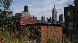 США, Нью-Йорк: Хайлайн-парк / NYC: High Line Park