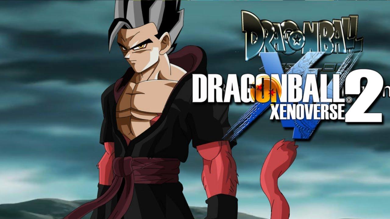 How to create super saiyan 4 gohan absalon dragon ball xenoverse 2 youtube - Dragon ball gohan super saiyan 4 ...