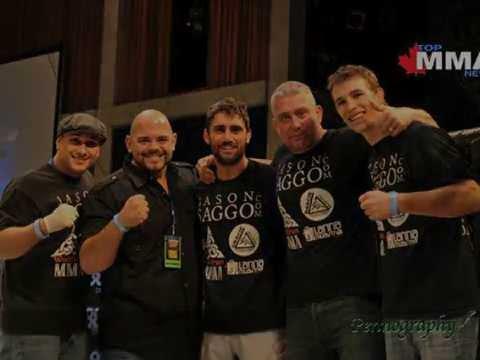 TURNBUCKLE CLUB: UFC 174 JASON SAGGO VS. JOSH SHOCKLEY... RIC FLAIR FASHION P...