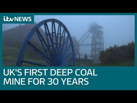 Backing for new deep coal mine development in Cumbria sparks row | ITV News