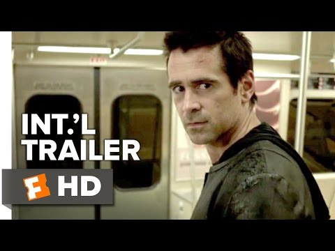Solace  International Trailer #1 2015  Colin Farrell, Anthony Hopkins Movie HD