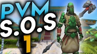 Runescape 3 bossing PVM SOS | amazing rng |