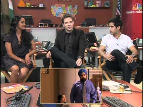 "The ""Outsourced"" Cast Discuss Standing Out from Other Workplace Sitcoms"