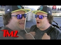 Jack Black Remembers The Lyrics To the Greatest Song In the World! | TMZ
