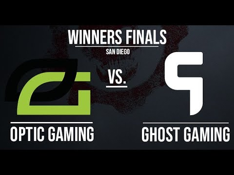 Optic Gaming vs. Ghost Gaming | Winners Finals | San Diego Championship Sunday | 9.30.18