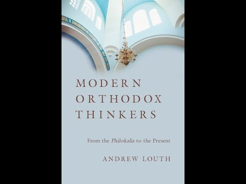 Andrew Louth | Modern Orthodox Thinkers