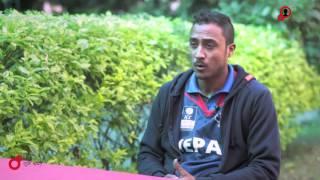 ICONS OF NEPAL : PARAS KHADKA ( Captain of National Cricket Team Nepal)