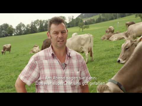 IP Suisse - Bauern für Generationen: Wiesenmilch